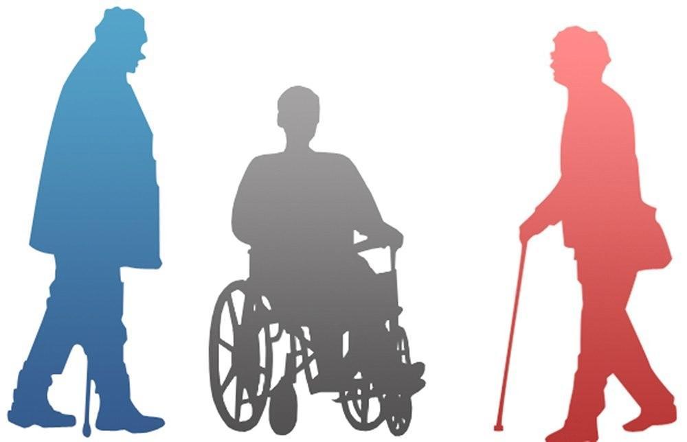 общее представление о инвалидности