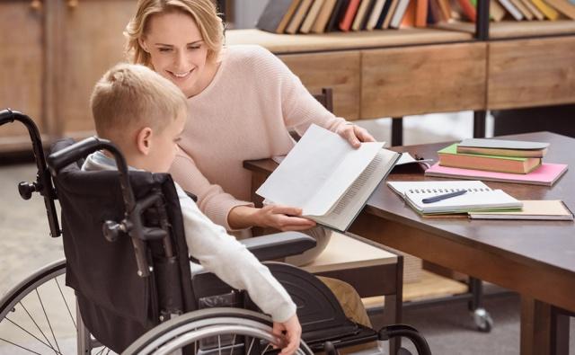 родители детей инвалидов